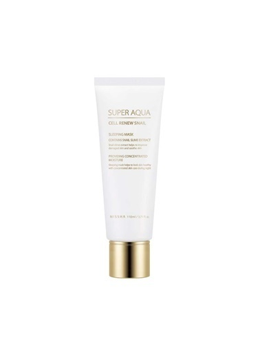 Missha Super Aqua Cell Renew Snail Sleeping Mask Renksiz